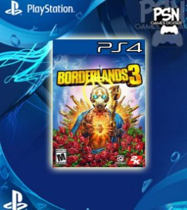 Borderlands 3 - Psn Ps4 Mídia Digital