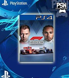 F1 2019 Fomula 1 2019 - Psn Ps4 Mídia Digital