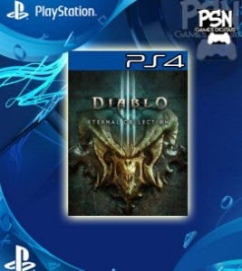 Diablo III: Eternal Collection - Psn Ps4 Mídia Digital