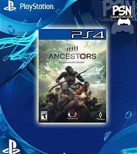 Ancestors: The Humankind Odyssey - Psn Ps4 Mídia Digital