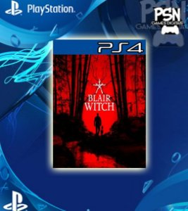 Blair Witch - Psn Ps4 Mídia Digital