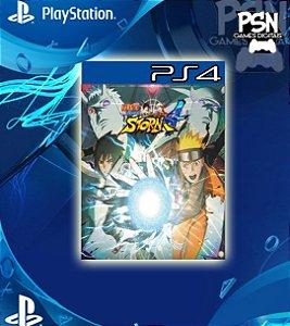 NARUTO SHIPPUDEN: Ultimate Ninja STORM 4 - Psn Ps4 Mídia Digital