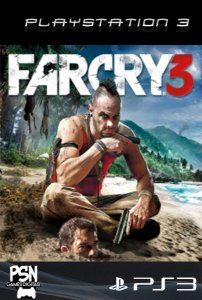 Far Cry 3 - Psn Ps3 Mídia Digital