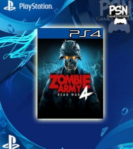 Zombie Army 4: Dead War - Psn Ps4 Mídia Digital