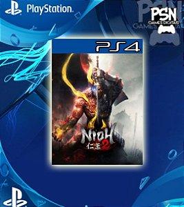 Nioh 2 - Psn Ps4 Mídia Digital