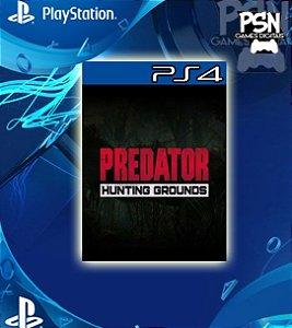 Predator: Hunting Grounds - Psn Ps4 Mídia Digital