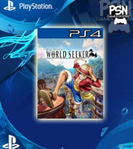 ONE PIECE World Seeker - Psn Ps4 Mídia Digital