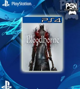 Bloodborne - Psn Ps4 Mídia Digital