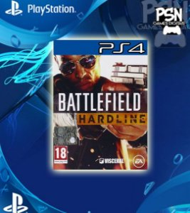 Battlefield Hardline - Psn Ps4 Mídia Digital