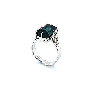 Anel de Ouro 18k - Turmalina - Pedra Preciosa -  Espetacular