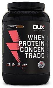 Whey Protein Concentrado Chocolate - 900g