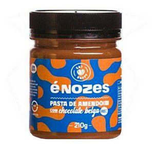 Pasta de Amendoim com Chocolate Belga 70,5%