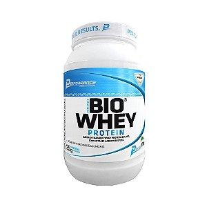 Bio Whey Protein Baunilha 900g