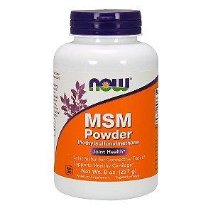 MSM Podwer em pó - 220g