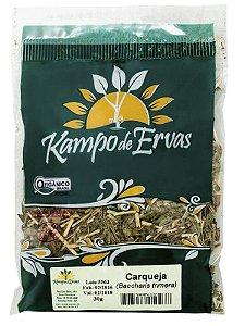 Chá de Carqueja Orgânica 30 gramas - Kampo de Ervas