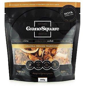 Granola Tradicional 200g -  GranoSquare