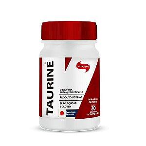 Taurina 500mg, 30 capsulas - Vitafor