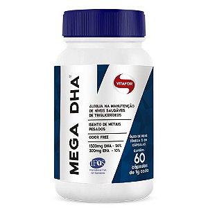 Mega DHA 60 capsulas - Vitafor