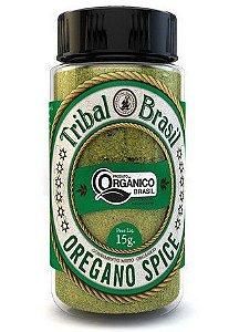 Condimento Misto Orgânico Orégano Spice 15g
