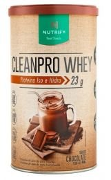 Cleanpro Whey  450g - Chocolate