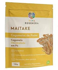 Maitake Cogumelos de Poder Viva Regenera 100 g