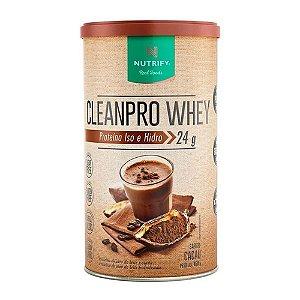 Cleanpro Whey  -  Cacau  - 450g