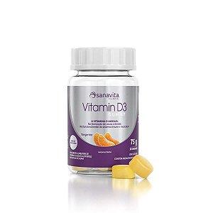 Vitamina D3 GumyVITAMIN D3 GUMMY SABOR TANGERINA