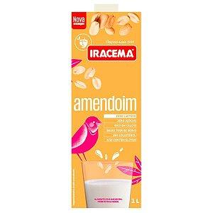 Bebida Vegetal de amendoim 1 L- IRACEMA