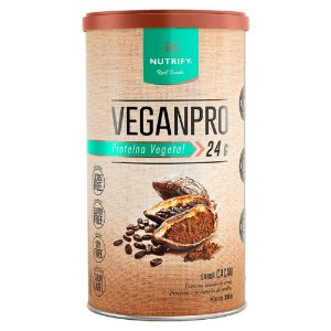 VeganPro Cacau 550g - Nutrify