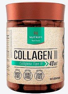 Collagen II 60 caps - Nutrify