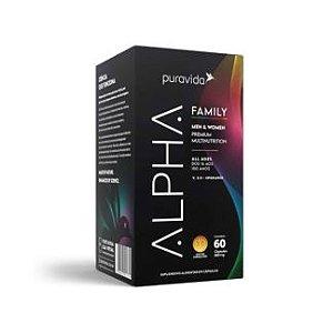 Alpha Family - Pura Vida