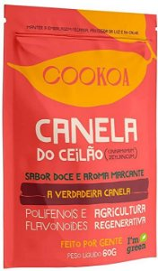 Canela do Ceilão Cookoa - Viva Regenera