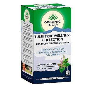 Chá Tulsi Coleção Bem Estar - Organic India