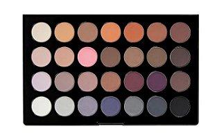 Paleta de Sombras Modern Neutrals BH Cosmetics - 28 Cores