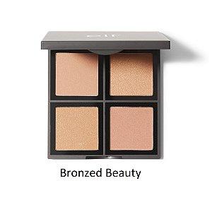 Paleta de Bronzer em Pó - Cor Bronzed Beauty- ELF