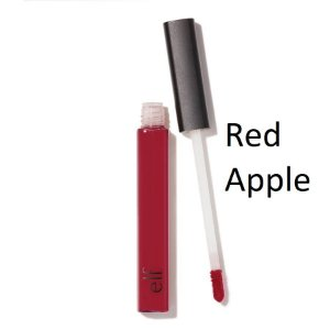 Lip Gloss Ultra Brilhante estilo Verniz ELF - Red Apple
