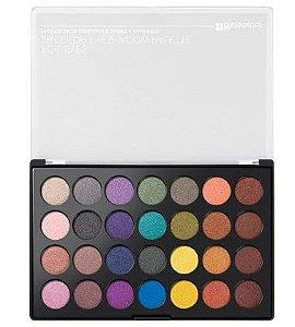 Paleta de Sombras com 28 Cores - BH Cosmetics