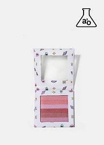 Blush arco íris A2O - Quartzo Rosa