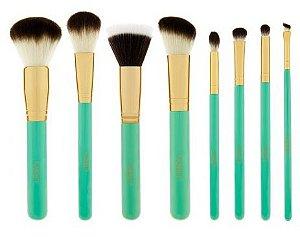 Kit com 8 pinceis – Edição especial Ashley Tisdale– BH Cosmetics
