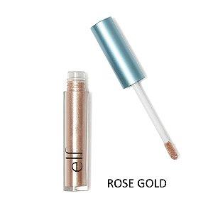 Sombra líquida linha Aqua Beauty na cor Rose Gold - ELF