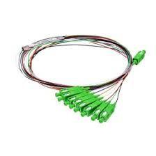 Splitter Óptico PLC (Balanceado) 1x8 APC - com Conector