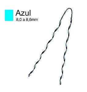 Alça Pré-formada 8,0 MM A 8,6 MM Azul
