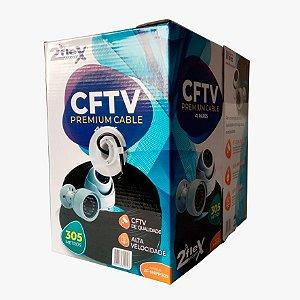 Cabo Premium Para CFTV 4P
