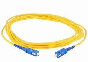 Cordão Òptico Simplex SC/UPC-SC/UPC -2M