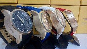 Relógios Femininos Atacado e varejo. KIT C  10 INVICTA YAKUSA S1 - FRETE  GRATIS b372e1ea03