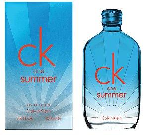568c1067b8e Perfume CK one summer Calvin Klein EDT 100 ml