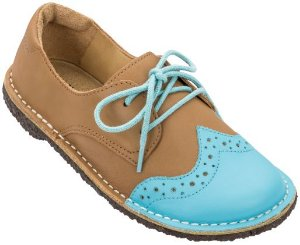 Sapato Infantil Pique-nique Céu/Caramelo - Baby