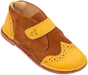 Bolita Amarelo/Canela - Teen