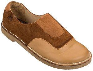 Sapato Infantil Cata-vento Caramelo/Melado - Teen