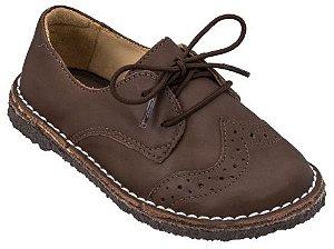 Sapato Infantil Pique-Nique Chocolate